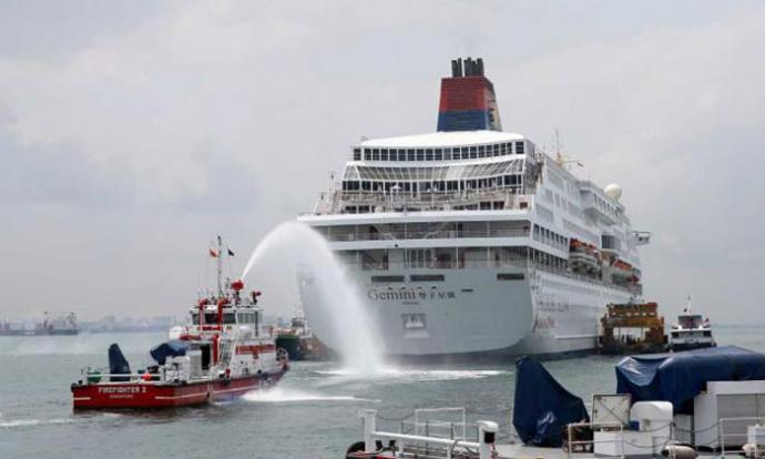 Malaysia Searching For Singaporean Who Fell Off Cruise