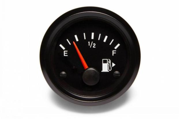 You must've noticed that little arrow next to the gas icon, right there on your dashboard. Oh it does serve a purpose! It's there to remind the driver which side your gas tank is on. You're welcome!