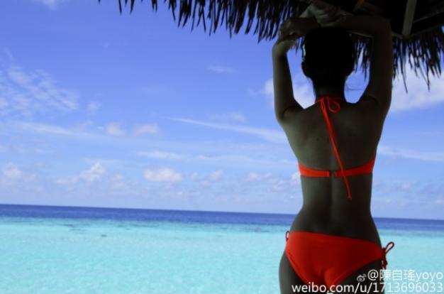 Chantelle a nude Nude Photos