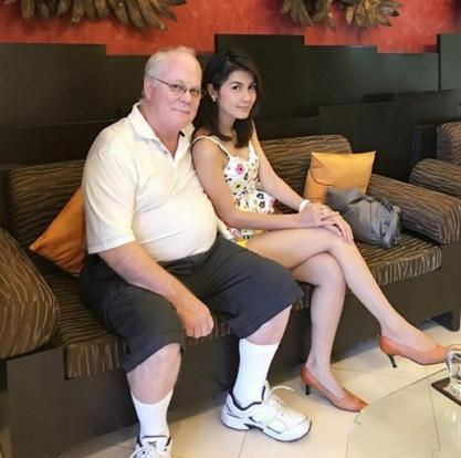 Thai ex-adult movie actress who claimed to marry older