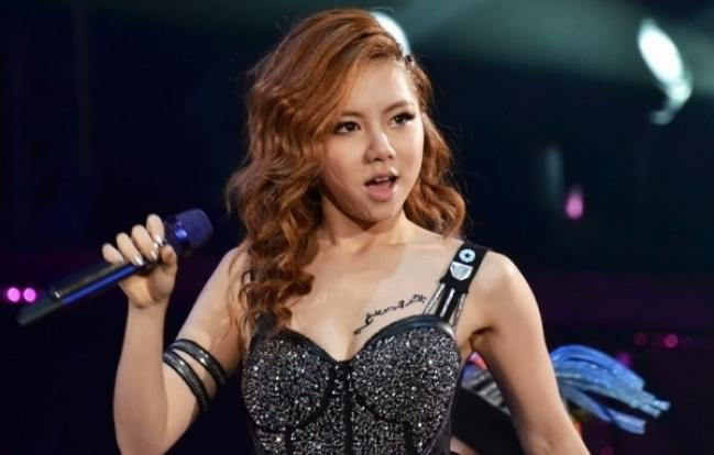 Queen Of Hearts Hairstyles: G.E.M To Return To S'pore In August With A Love Message