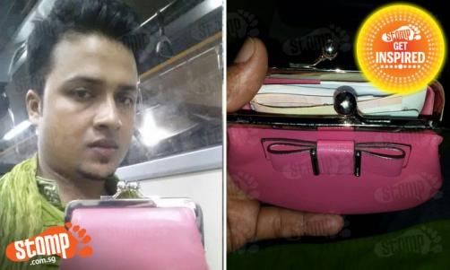 Kind Stomper who returned gold necklace makes another person's day by returning lost wallet