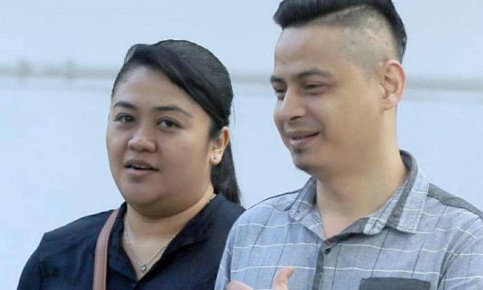 Former donation telemarketer Noryana Mohamed Salleh and her boyfriend Rajzaed Sedik were each sentenced to 36 weeks' jail on May 14, 2018. ST PHOTO: WONG KWAI CHOW