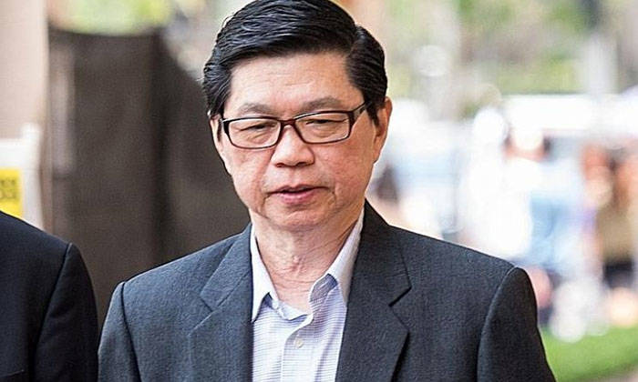 Wee Teong Boo allegedly molested and raped a 23-year-old woman on two occasions in late 2015. PHOTO: ST FILE