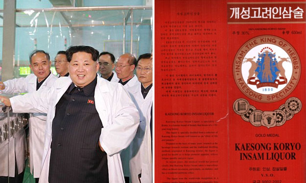 North Korea claims to have invented hangover free alcoholic drink