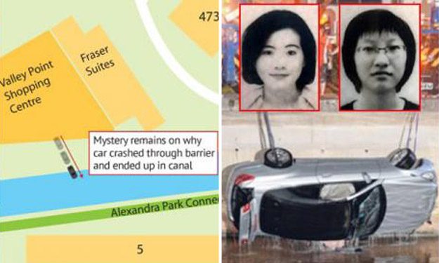 Two killed in Alexandra Canal crash: Experts' advice on what to do if trapped in a car underwater