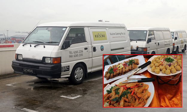 130 ill in Kuisine Catering food poisoning probe: It had earned A grade for many years