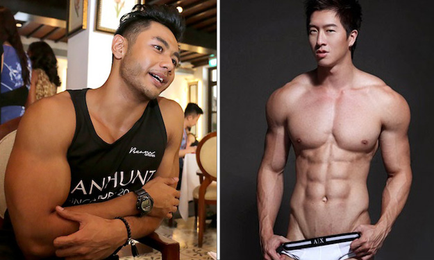 Yum! Here are the 20 most dateable hunks in Singapore