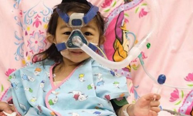Filipino toddler who sought treatment in Singapore for 'mystery disease' has died