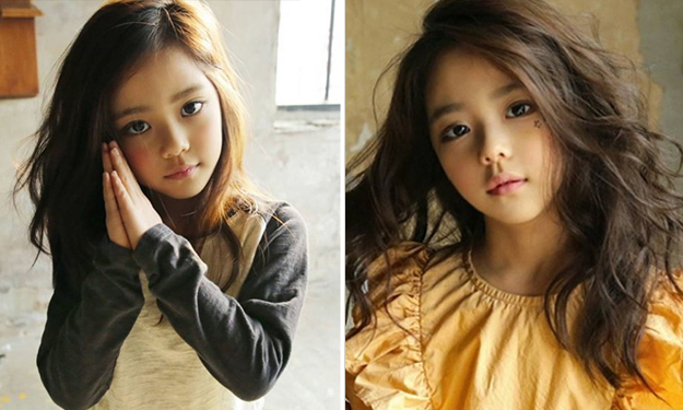 Another Korean girl with 'face of an angel' makes waves online