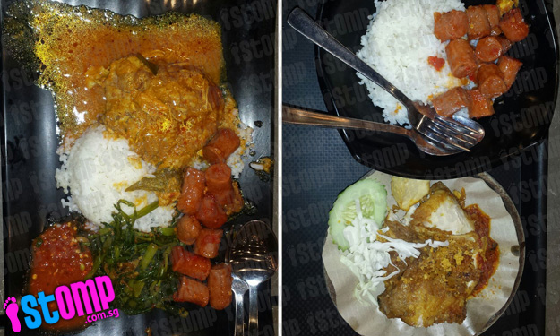 Couple pays a whopping $19.40 for these two meals at Great World City foodcourt
