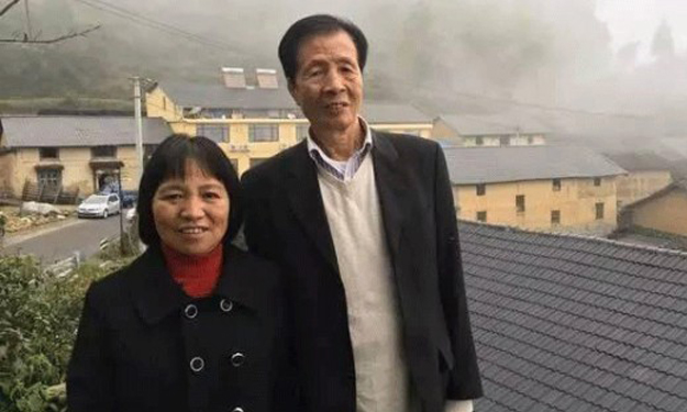 Multimillionaire gives up all his assets, moves to rural village and marries simple farmer