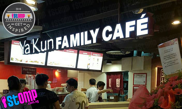 Female staff from Ya Kun cafe personally visits customer's home -- to return lost purse