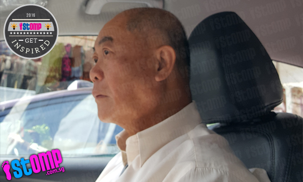 Taxi uncle's friendly greeting and helpful nature leaves a lasting impression on family
