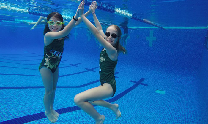 The Tanglin Club organises ten-hour charity swim for Children's Kidney Centre