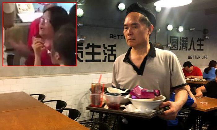 Manager of deaf cleaner who was verbally abused by woman at Jem food court: 'I have no intention to replace him'