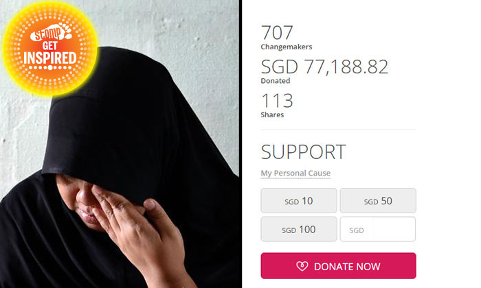 Kind-hearted woman raises over $77k for family of man who died in JB hit-and-run
