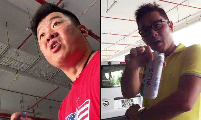 Grab driver shares videos of car rental guy counting scratches on vehicle -- and wanting to charge $150 per scratch