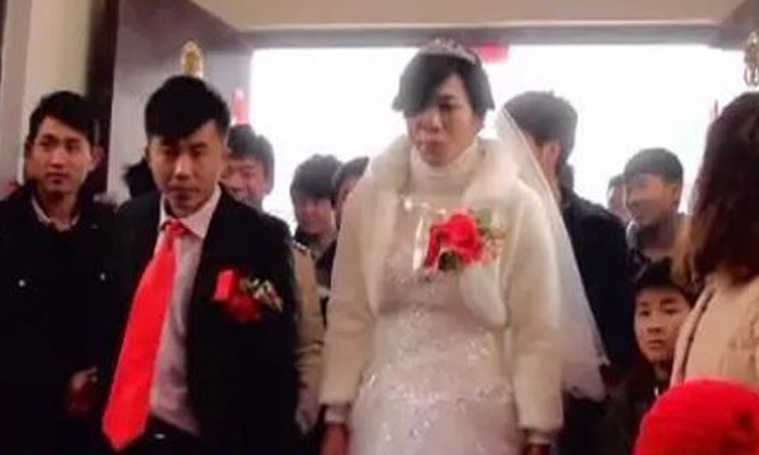 Henan groom shocked to find out that 'pregnant bride' is actually a man