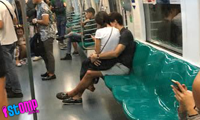 New 'Reserved Lovers' Seat' unveiled on board MRT trains