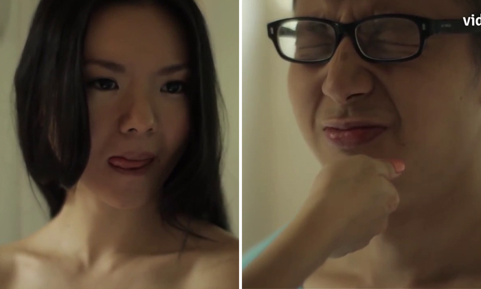 Geeky guy rents room from attractive girl -- but it doesn't end well for him
