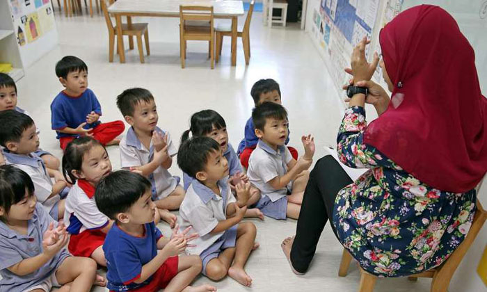 Early entry to poly for early childhood courses
