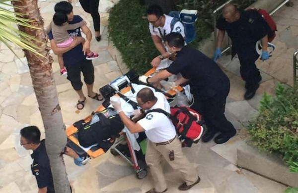 Holiday turned nightmare: 7-year-old boy dies after being found unconscious in hotel pool at RWS