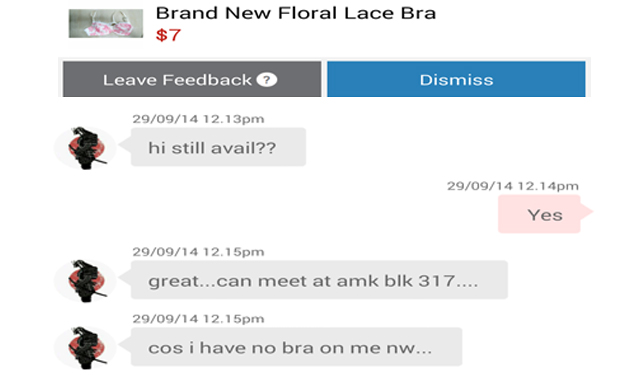 48 funniest conversations on Carousell