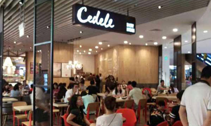 Cedele outlet at Punggol Waterway Point suspended for selling unclean food and failing to register staff