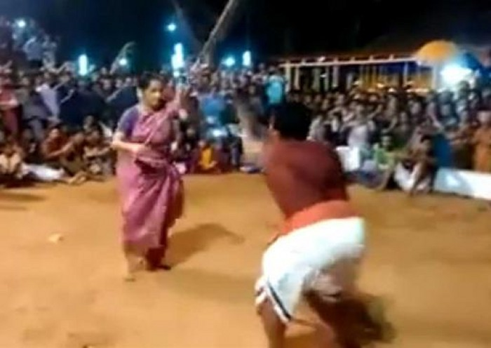 You wouldn't want to fight this 76-year-old Indian woman who wowed the Internet with her martial arts skills