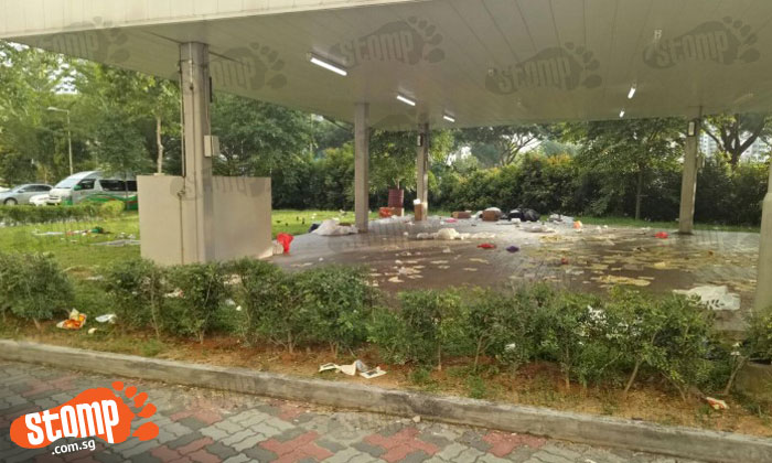 Rivervale Crescent multi-purpose hall left an eyesore after funeral wake