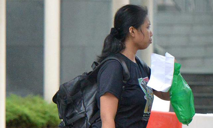 Maid slapped, kicked and shoved 93-year-old woman she was supposed to be caring for