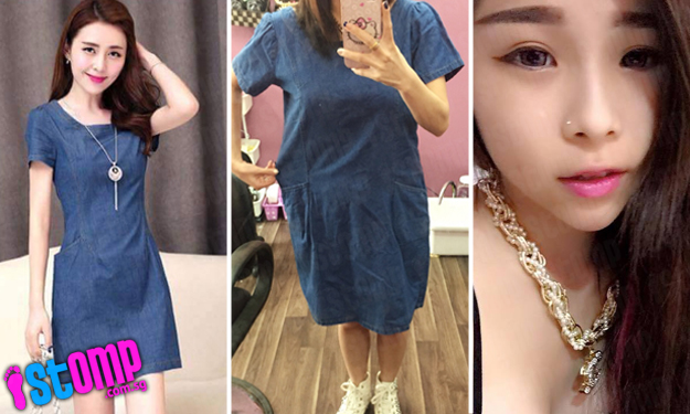 Woman disappointed by quality of clothes she bought online: 'I can only fit in them if I am 9 months pregnant'