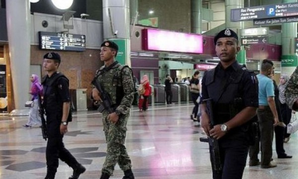 JB malls 'on high alert' after ISIS threats