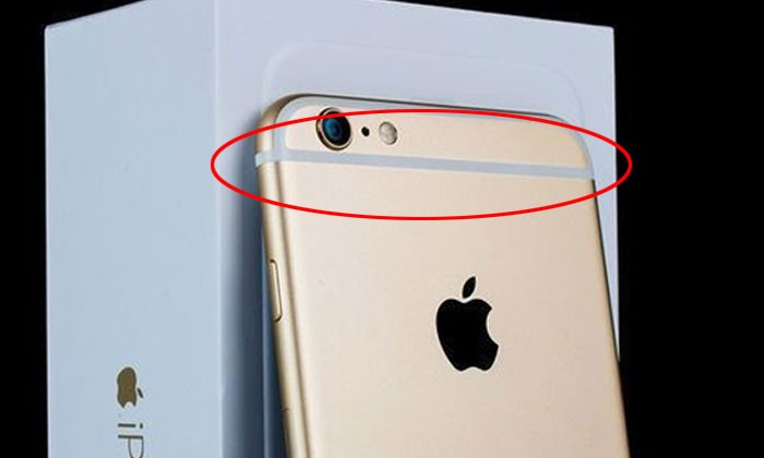 See this white line at the back of an iPhone 6? Here's what it actually does