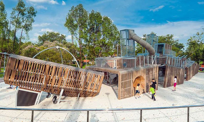 Fascinating playgrounds in S'pore that will make you wish you were a kid again