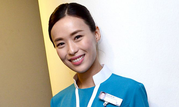 Rebecca Lim playing a nurse for the 4th time in upcoming drama