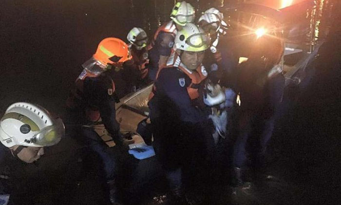 Bumboat on fire near Esplanade: Body of 33-year-old boatman found
