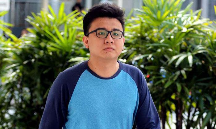 TRS co-founder begins 8-month jail sentence