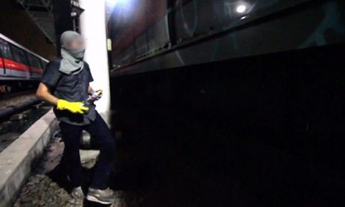 5 years after vandalism: Recently surfaced video shows how culprits got into SMRT Bishan depot