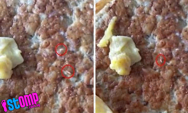 Worms found on Big Breakfast sausage patty were 2 to 3 days old, McDonald's lab results conclude
