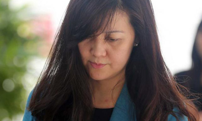 Yang Yin trial: Accused told police officer he 'forgot' $500k was a gift