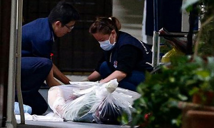 Yishun death: Most describe deceased as harmless, one family says he terrorised them for years