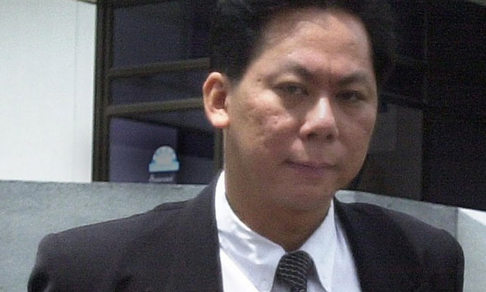 Lawyer who focused on molest victim's breast fined by disciplinary tribunal in another case