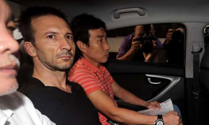 Belgian pleads guilty to killing 5-year-old son in D'Leedon condominium