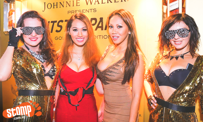 Two hottest DJs, Playboy playmate Angie Vu Ha and Asia's sexiest Leng Yein, team up for Pitstop Party at FClub (Day 2)