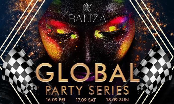 Stand to win a pair of tickets worth $200 to the hottest F1 after party, Baliza's Global Party Series!