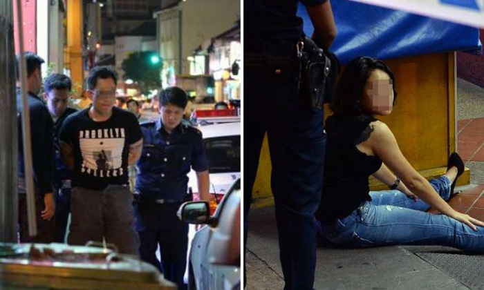 Alleged thieves arrested after stealing iPad from Geylang store and trying to sell it off at another few metres away