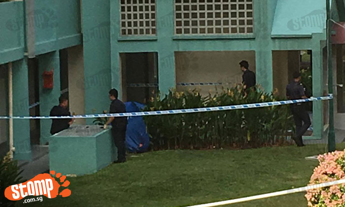 Man in his 70s found dead at the foot of Block 88 Commonwealth Close