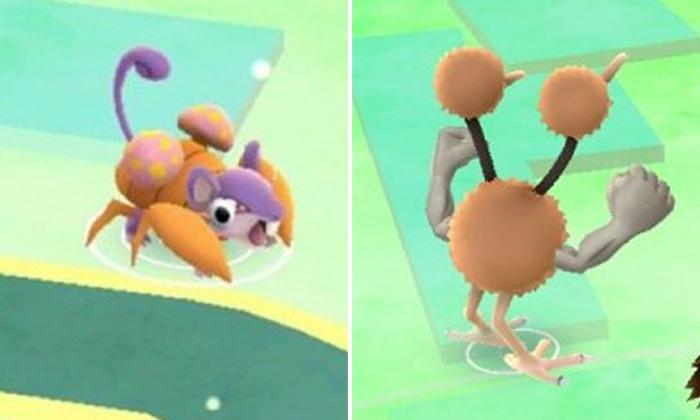 When Pokemon Go glitches... it's a total nightmare